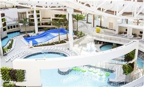 SoundWaves Outdoor Pool Overview