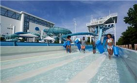 SoundWaves Outdoor Water Experience