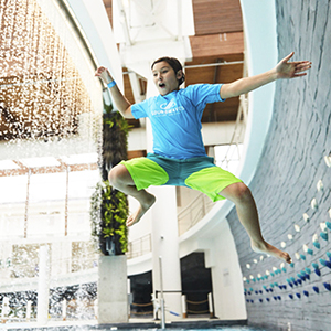 indoor attractions of SoundWaves at Gaylord Opryland, Nashville