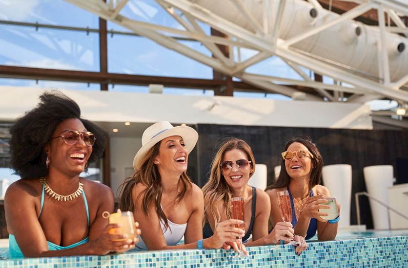 SoundWaves at Gaylord Opryland, Nashville offers relaxing experiences