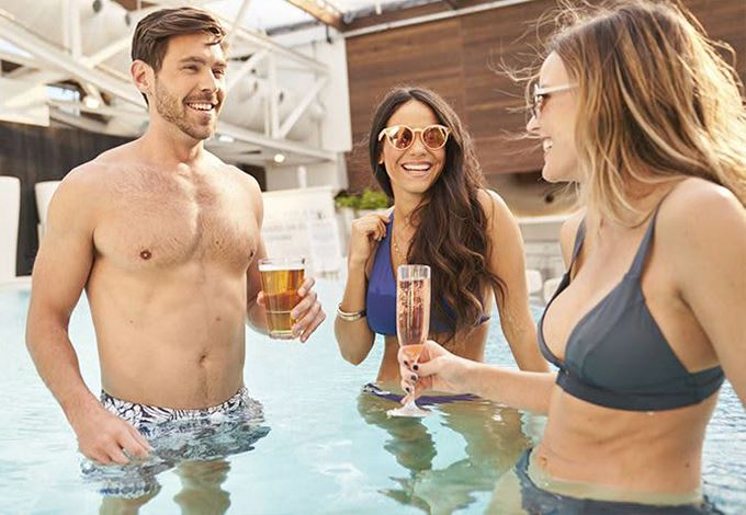 Tennessee Local Resident Offer, adults in pool