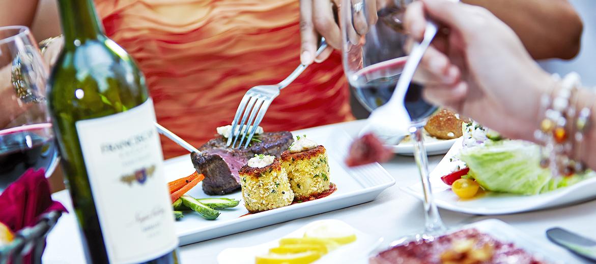 Enjoy Sip and Savor at Nashville Resort Dining Options