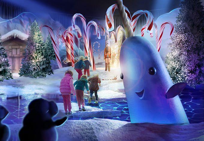 I Love Christmas Movies Package - Elf Scene Rendering